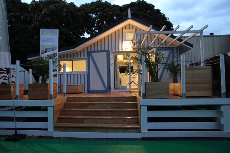 Lodge pour habitat de loisir leger essonne