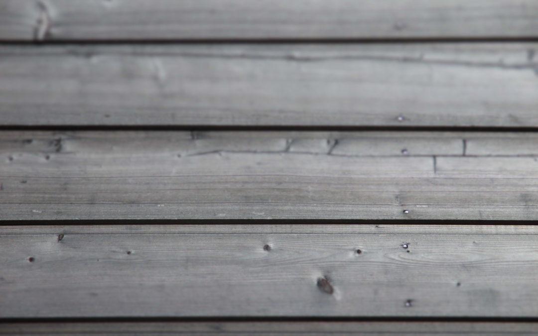 Entretenir votre façade bois